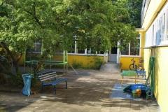 Kita Amtsfelder Knirpse - Innenhof
