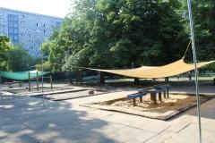 Kita Amtsfelder Knirpse - Wasserspielplatz